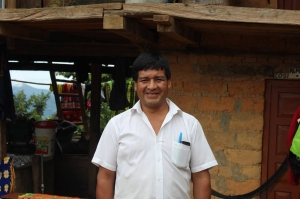 Peru Lorenzo Cruz Garcia