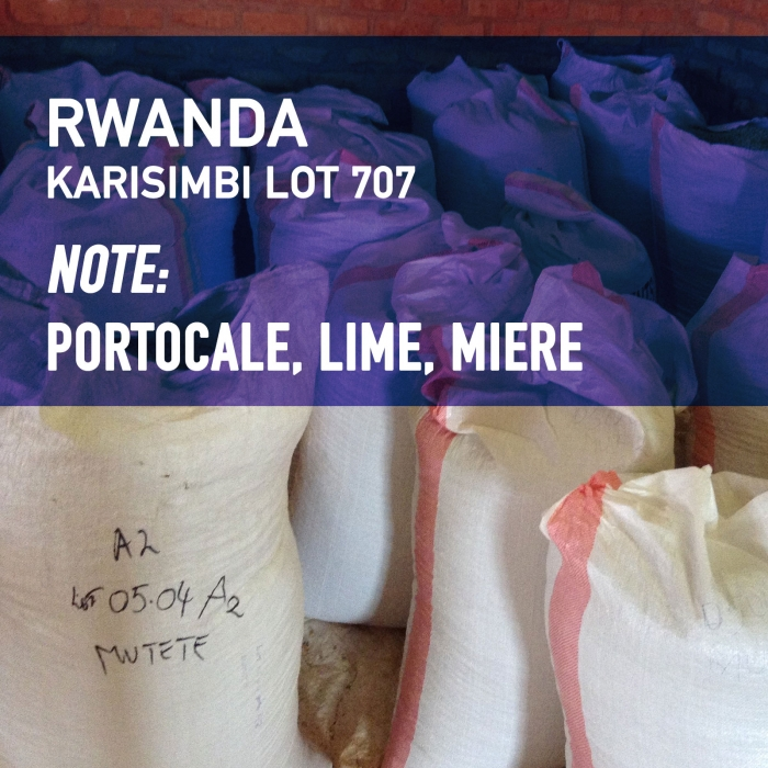 Rwanda Karisimbi, Cafea de Specialitate