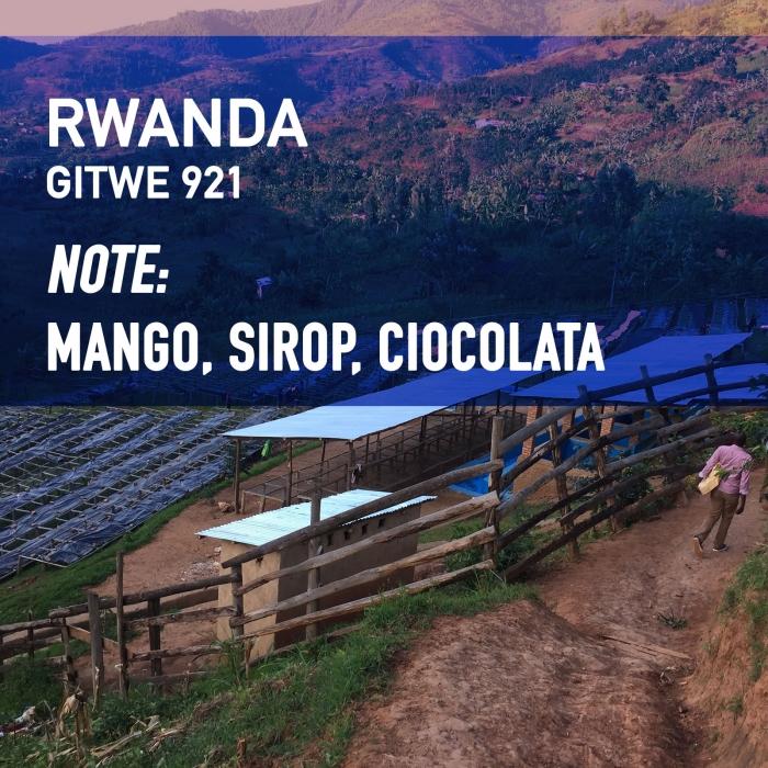 Rwanda Gitwe, Cafea de Specialitate 0